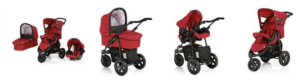 Hauck Twister Travel System Reviews