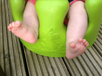 a mum reviews bumbo floor seat review