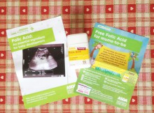 a mum reviews freebies mum baby free folic acid asda pharmacy