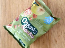 a mum reviews organiz finger foods rice cakes apple cinnamon review