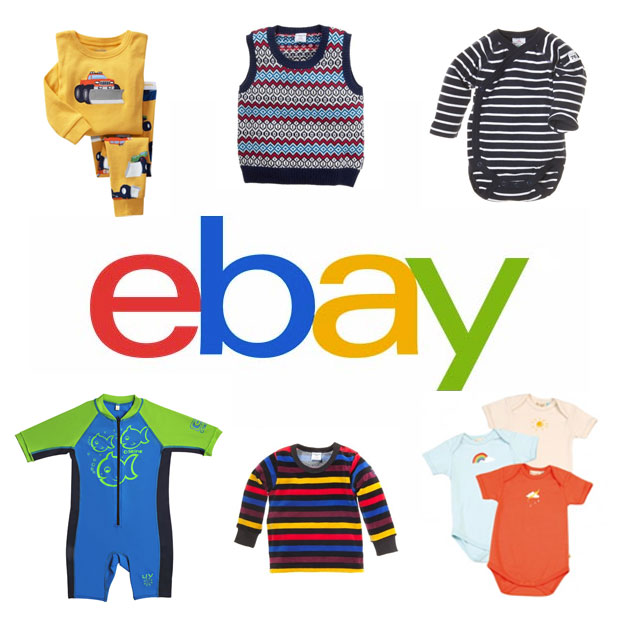 Top Five Baby Items to Sell on eBay. By Suzanne Arant-Wells. When seeking products to sell on eBay, sellers must keep several criteria in mind. The item must be relatively easy to find, easy to ship, and there must be a demand for the item.