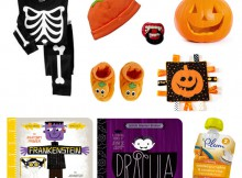Our Halloween Celebrations - Baby's first Halloween A Mum Reviews