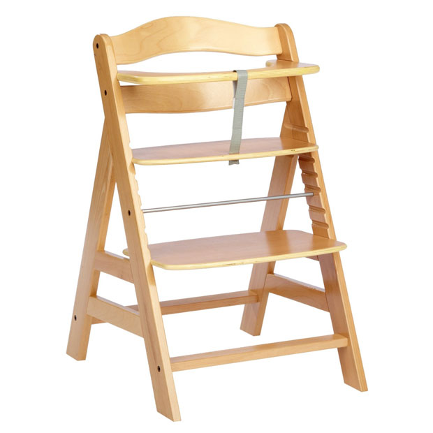 hauck alpha wooden highchair review a mum reviews. Black Bedroom Furniture Sets. Home Design Ideas