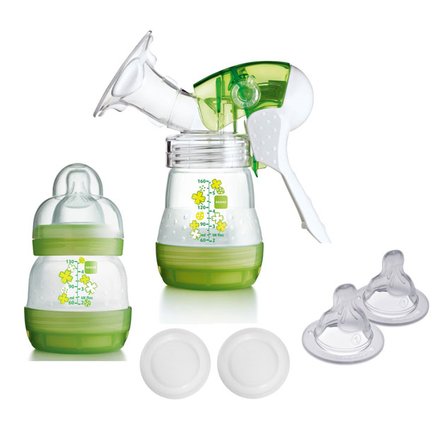 A Mum Reviews MAM Manual Breast Pump Review