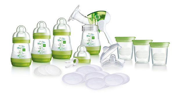MAM Manual Breast Pump Review