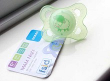 MAM Night Orthodontic Soother Review A Mum Reviews