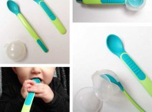 MAM Feeding Spoons and Keep Clean Cover Review A Mum Reviews