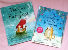 The Owl and the Pussy-cat & The Further Adventures of the Owl and the Pussy-cat Book and CD Reviews A Mum Reviews