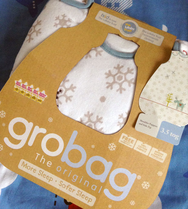 Baby Grobag 3.5 Tog Review A Mum Reviews