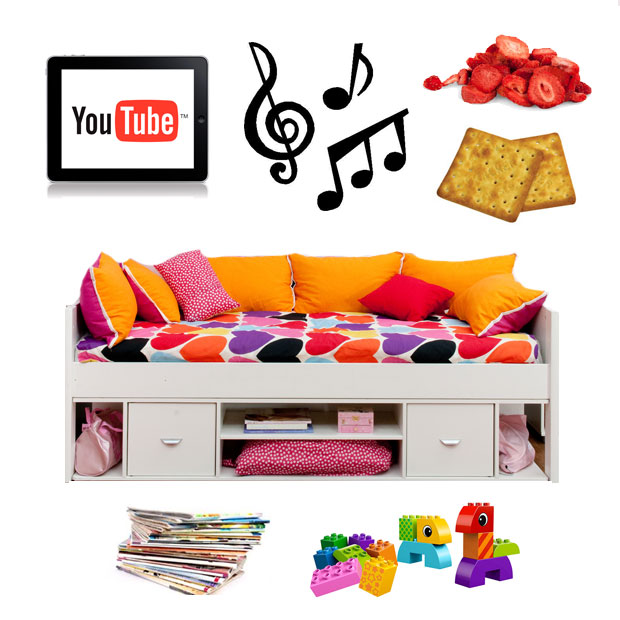 Win a Stompa Uno Cabin Bed - My Entry A Mum Reviews