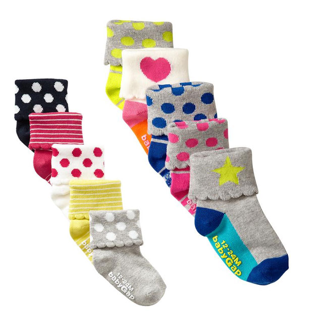 The Best Baby & Toddler Socks (That Don't Fall Off!) - A ...