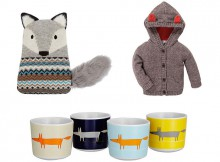 Foxy Foxes from John Lewis - Baby and Home Inspiration