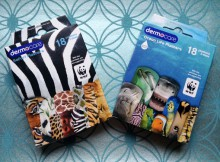 DermoCare WWF Safari and Marine Plasters Review A Mum Reviews