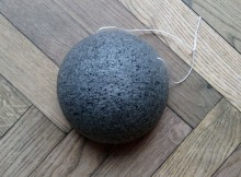 Konjac Bamboo Charcoal Facial Sponge Review A Mum Reviews