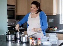 Extreme Nesting During Pregnancy A Mum Reviews