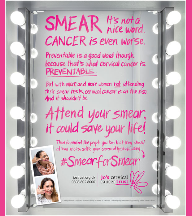 The #SmearForSmear Campaign A Mum Reviews