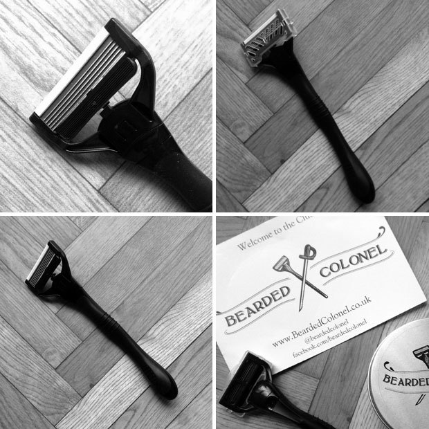 Bearded Colonel Razor Blade Subscription Review A Mum Reviews