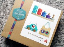 Hamleys Learn & Play Gift Set Review A Mum Reviews