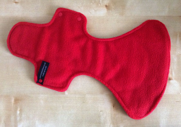 Honour Your Flow Flared Night Cloth Pad Review A Mum Reviews