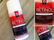 InstaNatural Retinol Moisturizer Cream Review A Mum Reviews