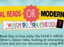 World Book Day: Original Reads or Modern Films? A Mum Reviews