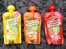 ALDI's Mamia 100% Organic Baby Food Pouches Review A Mum Reviews