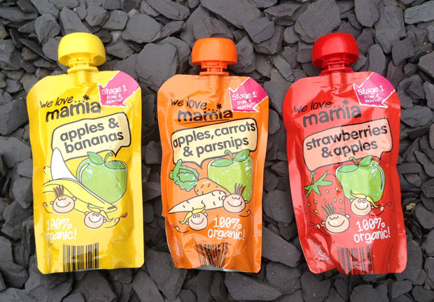 Aldi s mamia 100 organic baby food pouches review a mum reviews