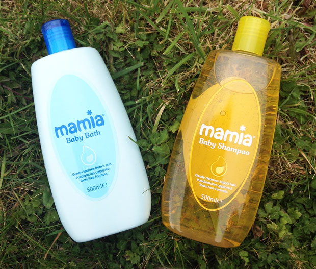 ALDI's Mamia Baby Bath & Baby Shampoo Review A Mum Reviews