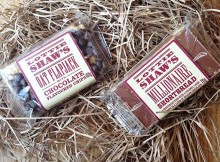 Millionaire Shortbread & Flapjack from Lottie Shaw's Review A Mum Reviews
