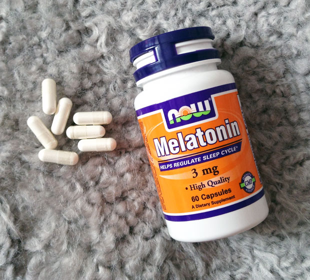 Trouble falling asleep? NOW Melatonin Supplement Review A Mum Reviews