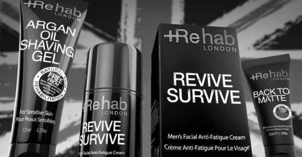 Father's Day: Rehab London Scrub Up Daily Detox Review A Mum Reviews