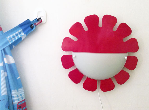 Leonie Childrens Wall Light Review / From Lighting Superstore A Mum Reviews