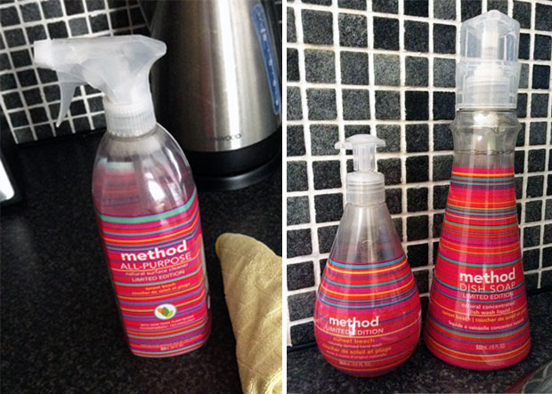 Method cleaning products reviews