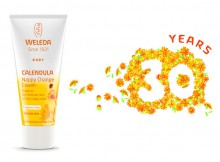 Weleda's Calendula Nappy Change Cream Review & 30 Year Anniversary A Mum Reviews