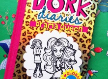Book Review Dork Diaries Drama Queen (Book 9) (1) A Mum Reviews