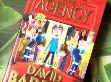 Book Review & Giveaway: The Parent Agency by David Baddiel A Mum Reviews