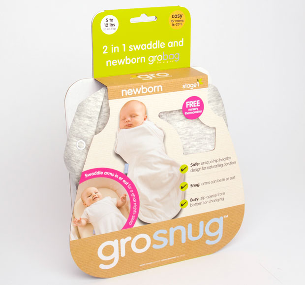 Gro-snug - The New Exciting Product from The Gro Company A Mum Reviews
