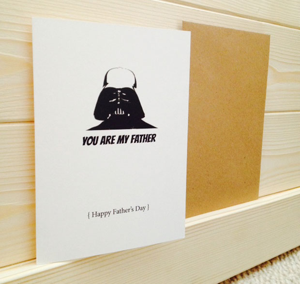 Luxury Handmade Father's Day Cards From Made With Love A Mum Reviews