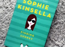 Book Review: Finding Audrey by Sophie Kinsella