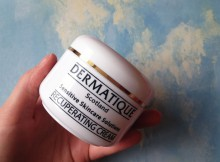 Dermatique Recuperating Cream Review A Mum Reviews