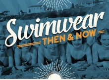House Of Fraser - Swimwear Then & Now Infographic A Mum Reviews