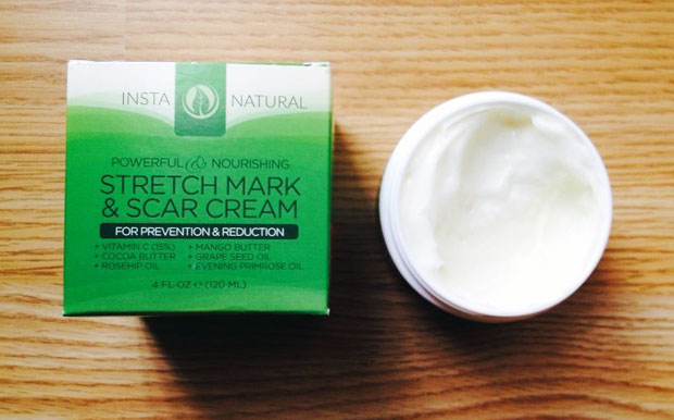 InstaNatural Stretch Mark & Scar Cream Review A Mum Reviews