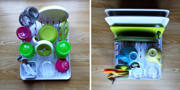 Oxo Tot Bottle Drying Rack Review A Mum Reviews