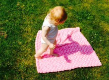 The Cuddle Company Personalised Blanket Review A Mum Reviews