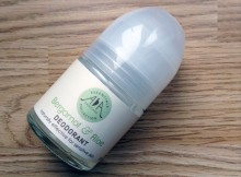AA Skincare Bergamot & Aloe Natural Deodorant Review A Mum Reviews