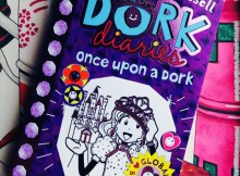 Book Review: Dork Diaries Once Upon A Dork A Mum Reviews