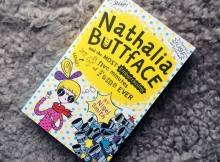 Book Review: Nathalia Buttface by Nigel Smith, Book 3 A Mum Reviews