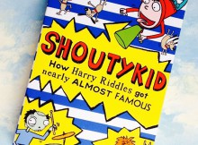 Book Review: Shoutykid Book 3 A Mum Reviews