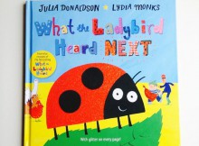 Book Review: What the Ladybird Heard Next by Julia Donaldson A Mum Reviews