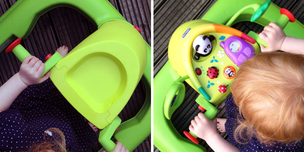 Chicco 123 Activity Centre Review A Mum Reviews